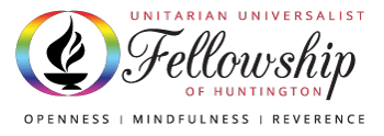 Unitarian Universalist Fellowship of Huntington Retina Logo
