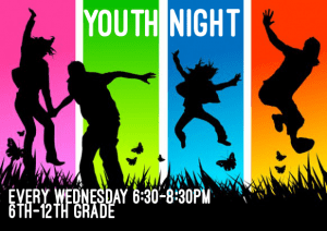 Youth Night! @ UUFH Social Hall & Upstairs | Huntington | New York | United States