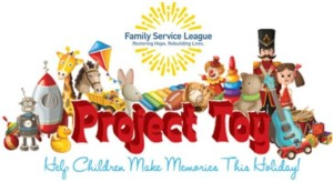 """""""Star Child"""" Family Service League's Toy Drive to Benefit Local Families @ Star Child Toy Drive for Family Service League"""