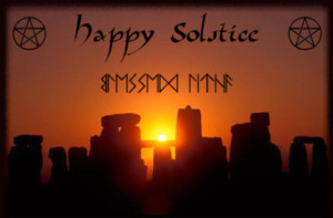 Summer Solstice @ Outside (Social Hall if it rains)