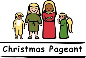 """Sunday Service """"Christmas Eve Family Pageant & Contemplative Service"""" @ Main Hall"""